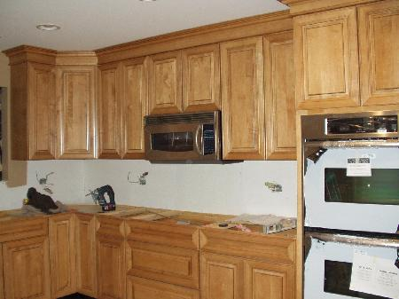 kitchen remodeling of Long Grove Illinois home remodeling picture